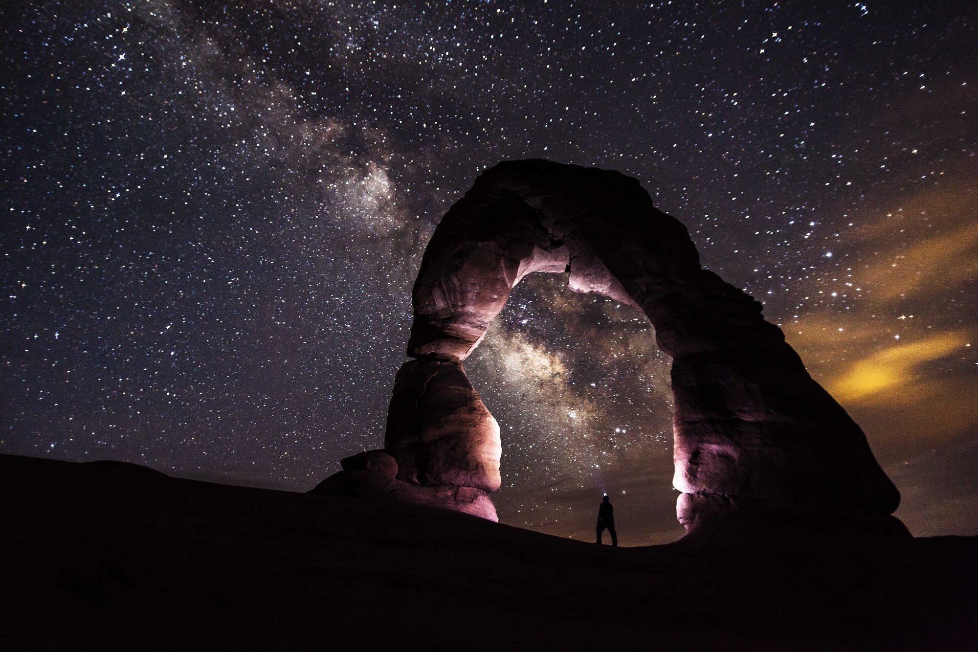 Delicate Arch photograph by skeeze
