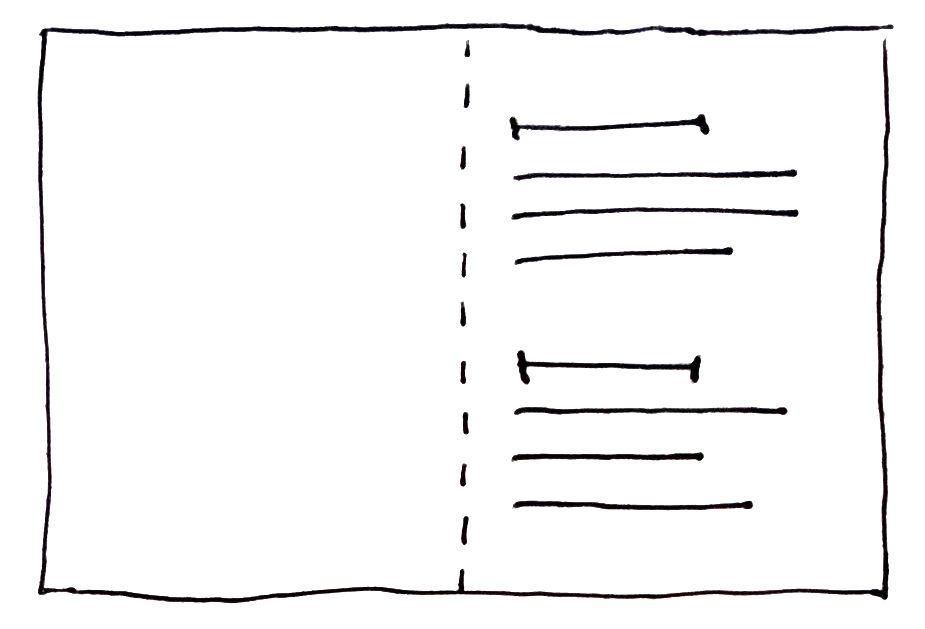 Widgets sidebary sketch