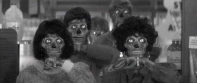 The Aliens of They Live